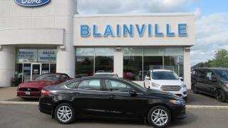 Used 2015 Ford Fusion SE for sale in Blainville, QC