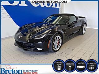 Used 2017 Chevrolet Corvette for sale in St-Eustache, QC