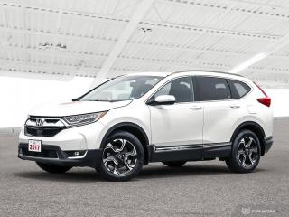 Used 2017 Honda CR-V Touring Sold Pending Customer Pick Up...Heated Seats, Reverse Camera, Bluetooth and More! for sale in Waterloo, ON