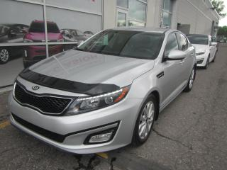 Used 2015 Kia Optima EX CUIR for sale in Montréal, QC