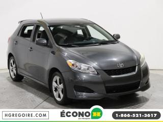 Used 2010 Toyota Matrix XR for sale in St-Léonard, QC