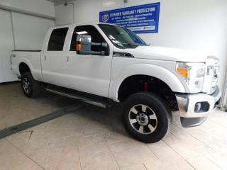 Used 2015 Ford F-250 Super Duty SRW LARIAT CREW CAB 4WD LEATHER NAVI SUNROOF for sale in Listowel, ON