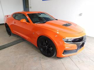 Used 2019 Chevrolet Camaro SS LEATHER NAVI SUNROOF for sale in Listowel, ON