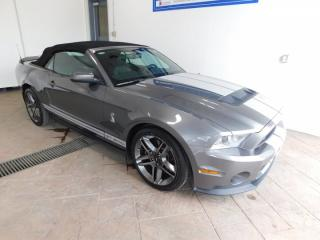 Used 2011 Ford Mustang Shelby GT500 LEATHER for sale in Listowel, ON