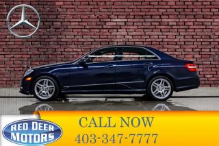 Used 2011 Mercedes-Benz E-Class E 550 for sale in Red Deer, AB