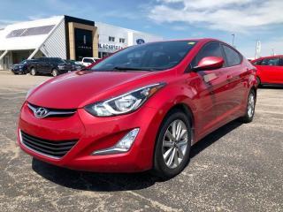 Used 2016 Hyundai Elantra Sport for sale in Orangeville, ON
