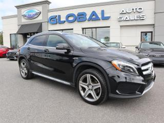 Used 2016 Mercedes-Benz GLA 250 GLA250 4MATIC NAVIGATION PANOR ROOF. for sale in Ottawa, ON