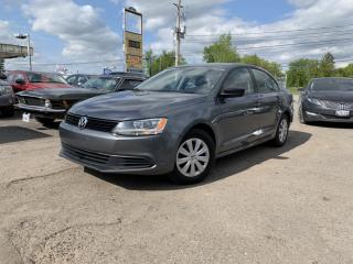 Used 2013 Volkswagen Jetta 2.0L Trendline for sale in Gloucester, ON