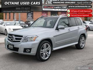 Used 2010 Mercedes-Benz GLK-Class GLK 350 Accident Free! for sale in Scarborough, ON