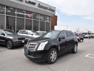 Used 2011 Cadillac SRX Luxury Collection LEATHER/DUAL-PANE SUNROOF/REAR C for sale in Concord, ON