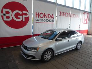Used 2015 Volkswagen Jetta for sale in St-Georges, QC