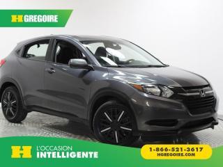 Used 2017 Honda HR-V LX CAMÉRA DE RECUL for sale in St-Léonard, QC