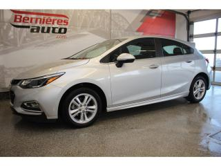Used 2017 Chevrolet Cruze LT RS TURBO for sale in Lévis, QC