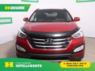 Used 2014 Hyundai Santa Fe LUXURY AWD CUIR TOIT for sale in St-Léonard, QC