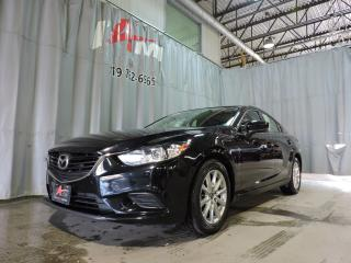 Used 2017 Mazda MAZDA6 GS **Gps**Mags**Automatique** for sale in Rouyn-Noranda, QC