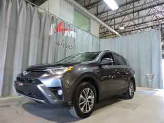 Used 2016 Toyota RAV4 Xle Gar. Prol for sale in Rouyn-Noranda, QC