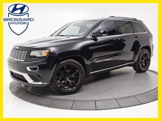 Used 2015 Jeep Grand Cherokee Summit 4x4 Diesel for sale in Brossard, QC