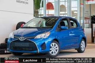 Used 2016 Toyota Yaris LE A/C for sale in Lachine, QC