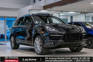 Used 2014 Porsche Cayenne Gts Awd V8 for sale in Lachine, QC