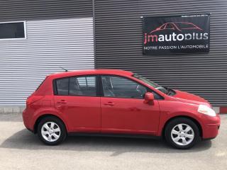 Used 2009 Nissan Versa Hayon 5 portes I4, boîte automatique, 1, for sale in Québec, QC