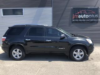 Used 2008 GMC Acadia Traction intégrale, 4 portes SLE for sale in Québec, QC