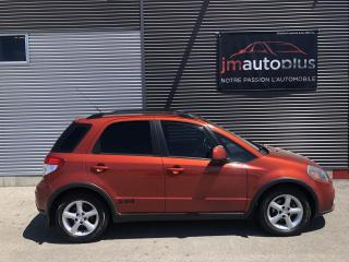 Used 2008 Suzuki SX4 Fastback 5 portes, boîte automatique, JX for sale in Québec, QC