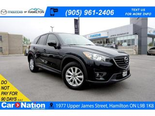 Used 2016 Mazda CX-5 GS | NAV | SUNROOF | REAR CAM | BLUETOOTH for sale in Hamilton, ON