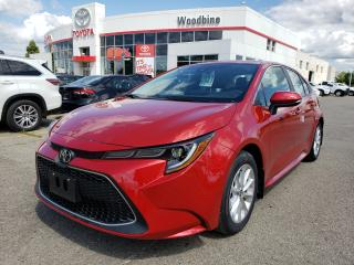 New 2020 Toyota Corolla XLE for sale in Etobicoke, ON