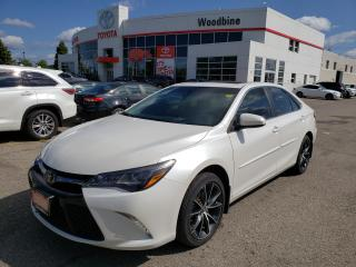 Used 2017 Toyota Camry XSE V6 MOONROOF | LEATHER | TOUCHSCREEN for sale in Etobicoke, ON