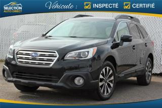Used 2016 Subaru Outback 3.6R w-Limited - Tech Pkg for sale in Ste-Rose, QC