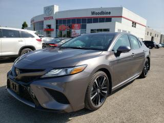 Used 2018 Toyota Camry SAVE BIG ON THIS DEMO 2018 XSE V6! for sale in Etobicoke, ON