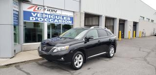 Used 2010 Lexus RX 350 AWD for sale in St-Hubert, QC