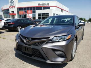 Used 2019 Toyota Camry SE for sale in Etobicoke, ON