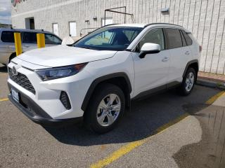 New 2019 Toyota RAV4 LE Call Now For Special Demo Pricing for sale in Etobicoke, ON
