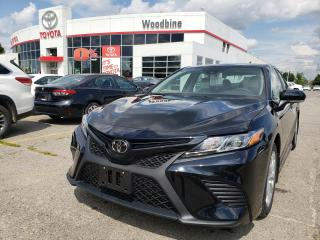 Used 2019 Toyota Camry SE SAVE BIG ON THIS DEMO MODEL! CALL FOR DETAILS for sale in Etobicoke, ON