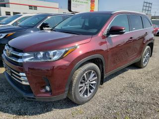 New 2019 Toyota Highlander XLE for sale in Etobicoke, ON
