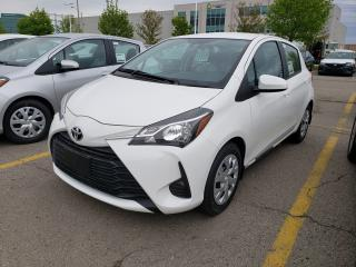 New 2019 Toyota Yaris LE for sale in Etobicoke, ON
