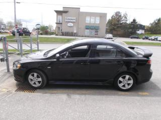 Used 2014 Mitsubishi Lancer Berline 4 portes, boîte manuelle, GS tra for sale in Ancienne Lorette, QC