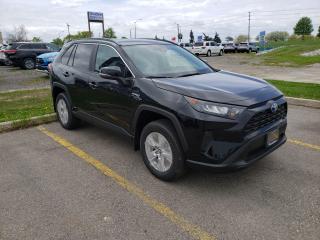 New 2019 Toyota RAV4 Hybrid LE for sale in Etobicoke, ON