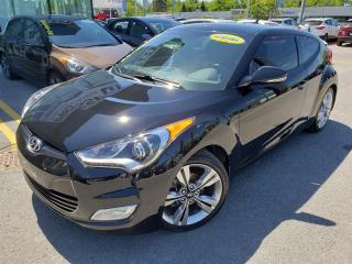 Used 2016 Hyundai Veloster TECH DÉMAR for sale in Blainville, QC