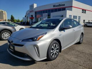 Used 2019 Toyota Prius TECHNOLOGY AWD-e for sale in Etobicoke, ON