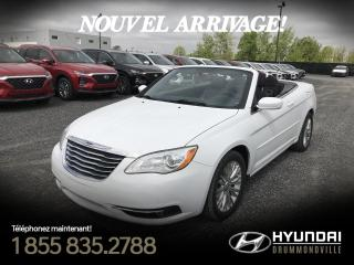 Used 2013 Chrysler 200 TOURING + GARANTIE + MAGS + CRUISE + A/C for sale in Drummondville, QC