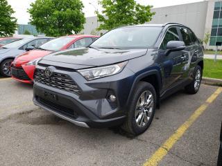 New 2019 Toyota RAV4 LIMITED  for sale in Etobicoke, ON