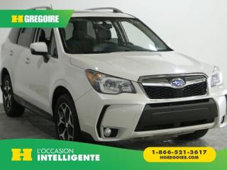 Used 2014 Subaru Forester XT TOURING AC GR for sale in St-Léonard, QC