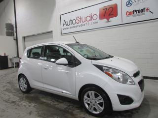 Used 2014 Chevrolet Spark LS **AUTO**A/C**GR.ÉLEC.** for sale in Mirabel, QC