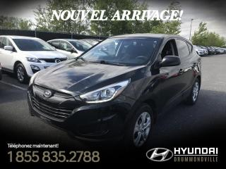 Used 2014 Hyundai Tucson GL + BLUETOOTH + CRUISE + A/C + GR. ÉLÉC for sale in Drummondville, QC