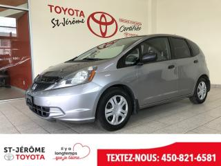 Used 2009 Honda Fit Grp électrique for sale in Mirabel, QC