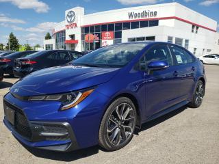New 2020 Toyota Corolla SE for sale in Etobicoke, ON
