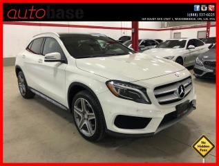 Used 2016 Mercedes-Benz GLA GLA250 4MATIC PREMIUM PLUS SPORT KEYLESS-GO PARKTRONIC for sale in Vaughan, ON