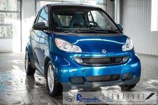 Used 2009 Smart fortwo Passion chez Rimouski Hyundai for sale in Rimouski, QC